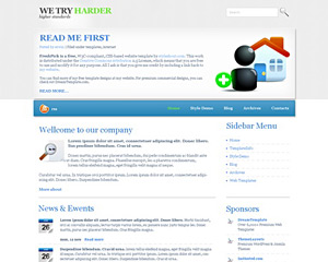XHTML Templates